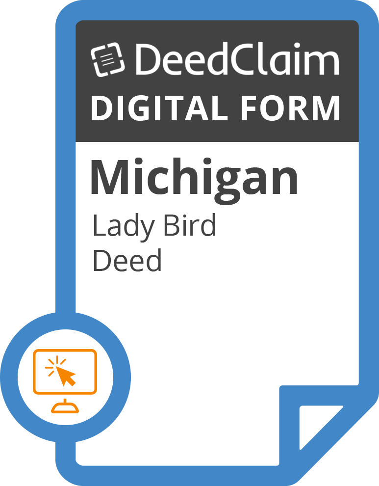 picture about Free Printable Estate Planning Forms named Michigan Girl Hen Deed